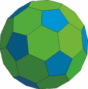 icosaedro balon