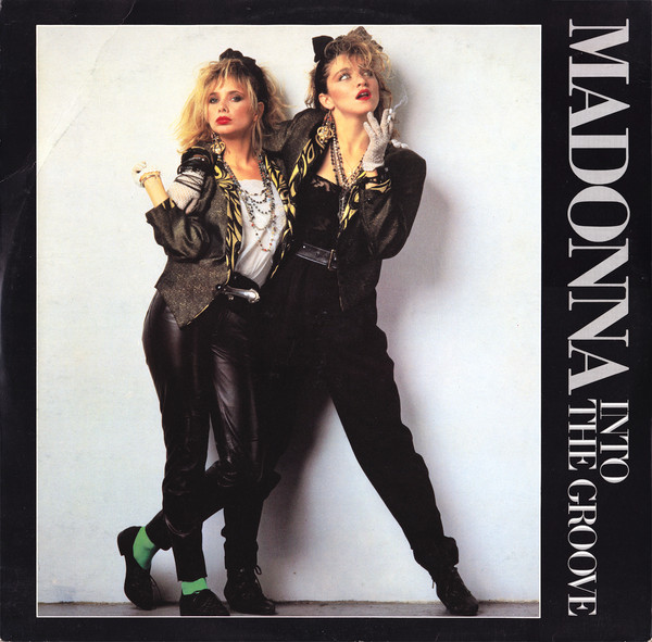 madonna into the groove single