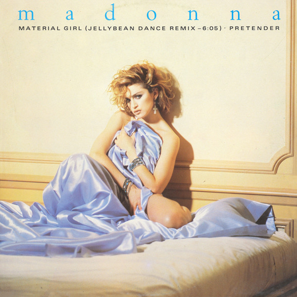 madonna material girl remix