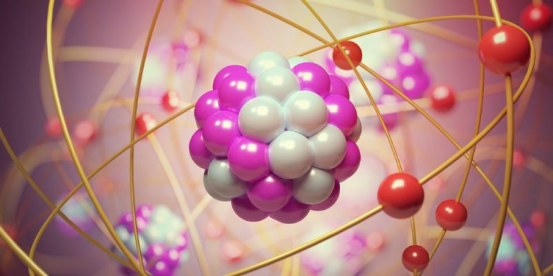 mecanica cuantica atomo