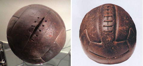 pelota primer mundial de futbol 1930