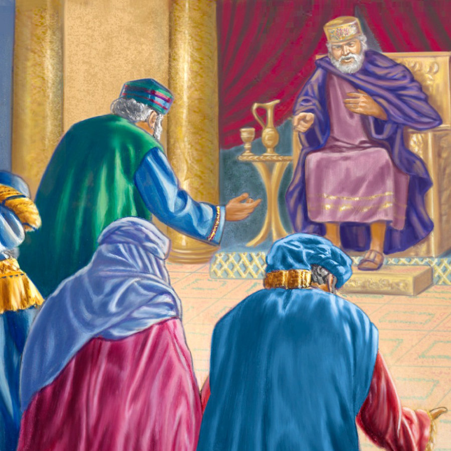 reyes magos herodes