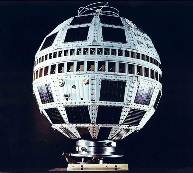 satelite telstar