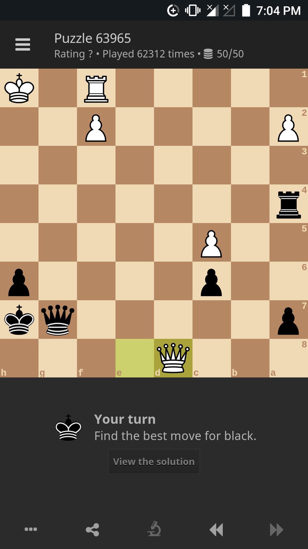 Lichess ajedrez