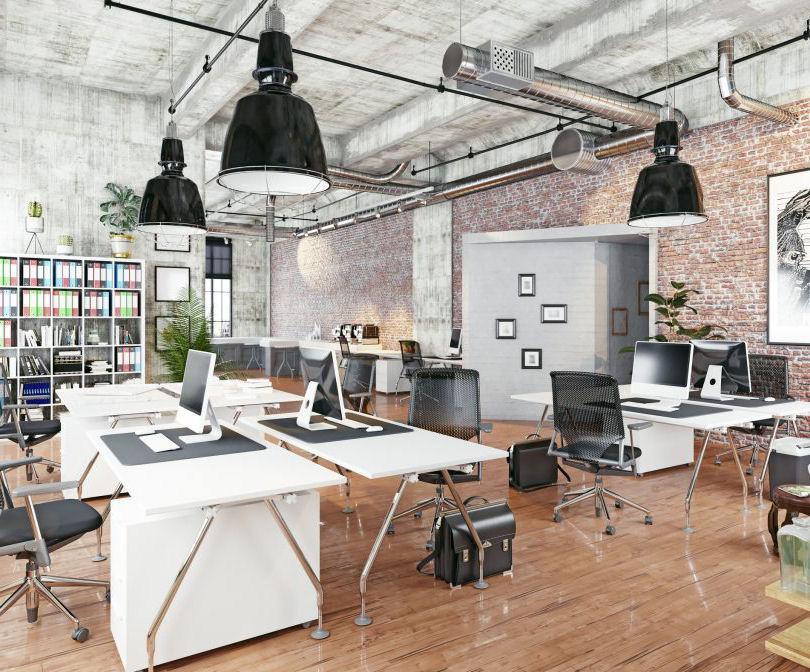 oficina trabajo compartido