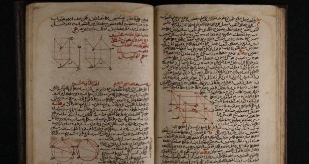 algebra islam