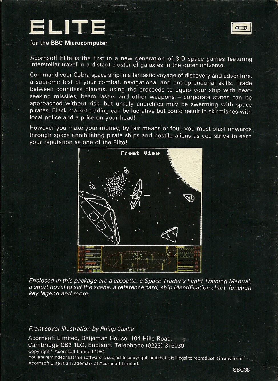 elite 1984 caja