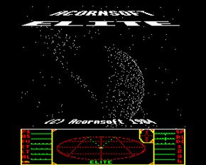 elite acornsoft 1984