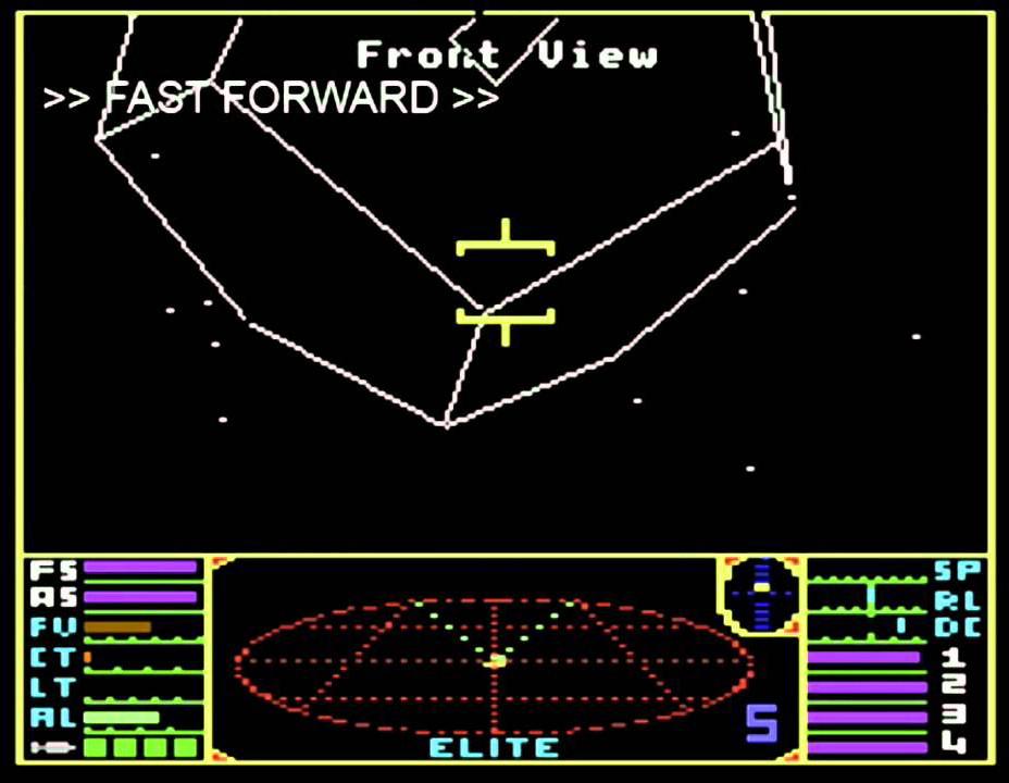 elite videojuego 1984
