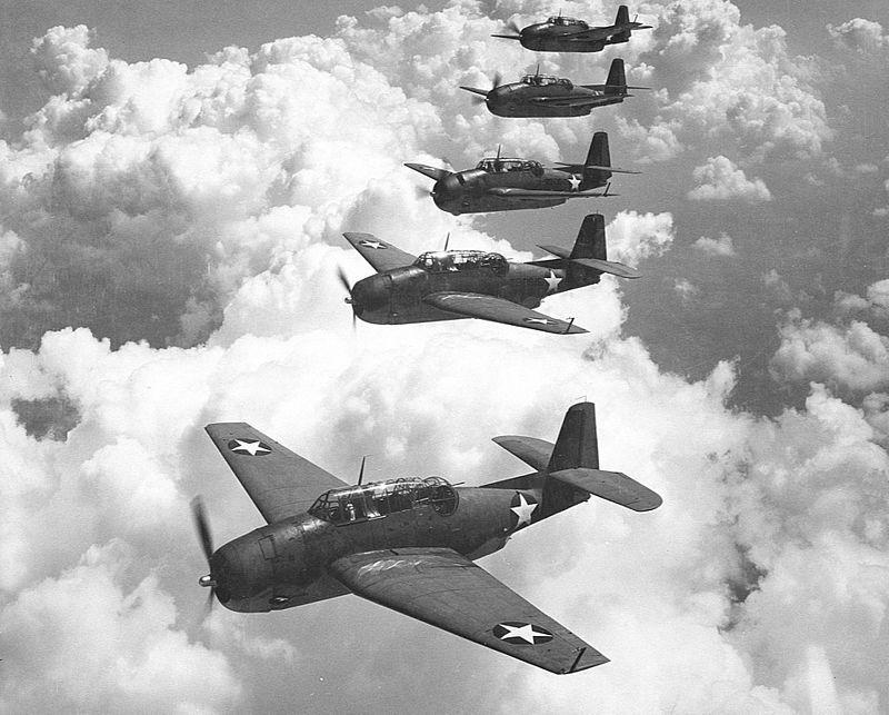 escuadron 19 USA desaparicion bermudas