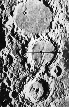 kozyrev crater alfonso alphonsus luna moon