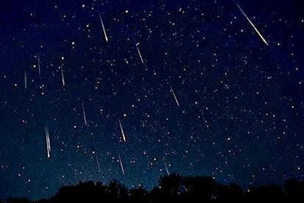 leonidas lluvia meteoros