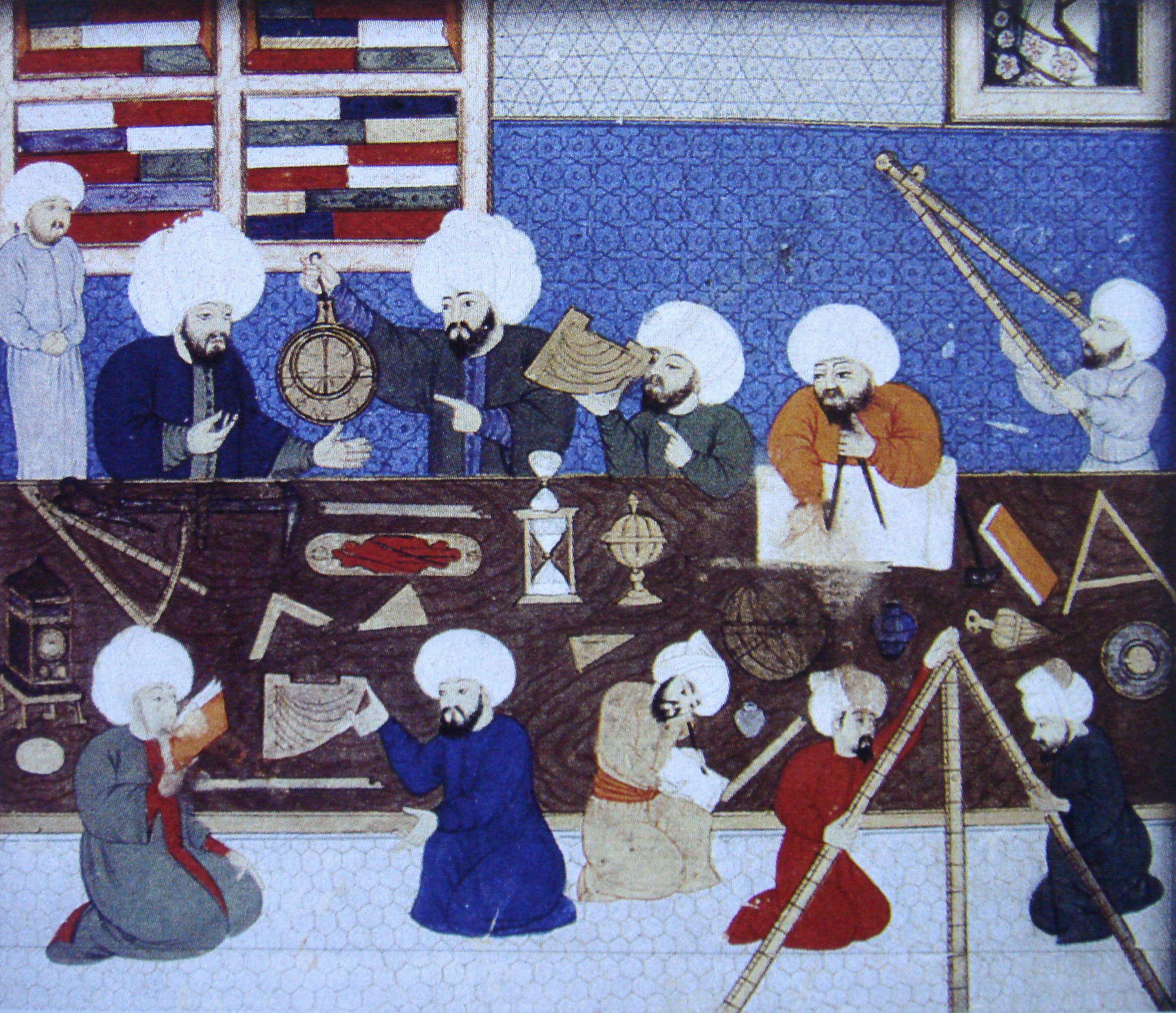 observatorio estambul astronomia islam