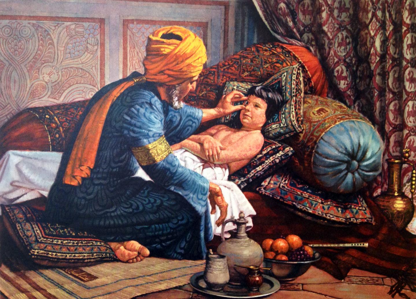 rhazes medicina islam