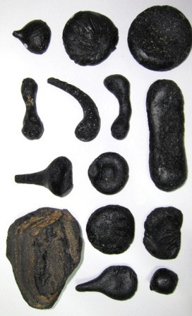 tectitas piedras