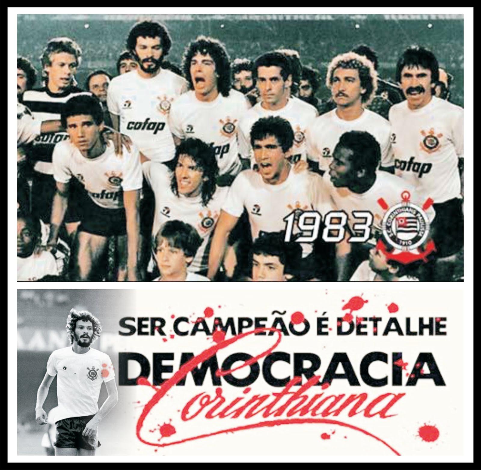 democracia corinthiana 1983