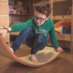 Juguetes de madera para desarrollar la creatividad