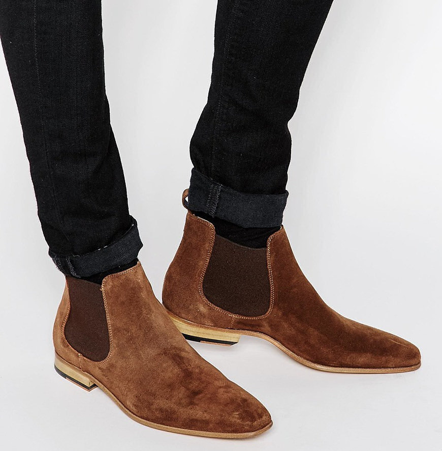 calzado masculino