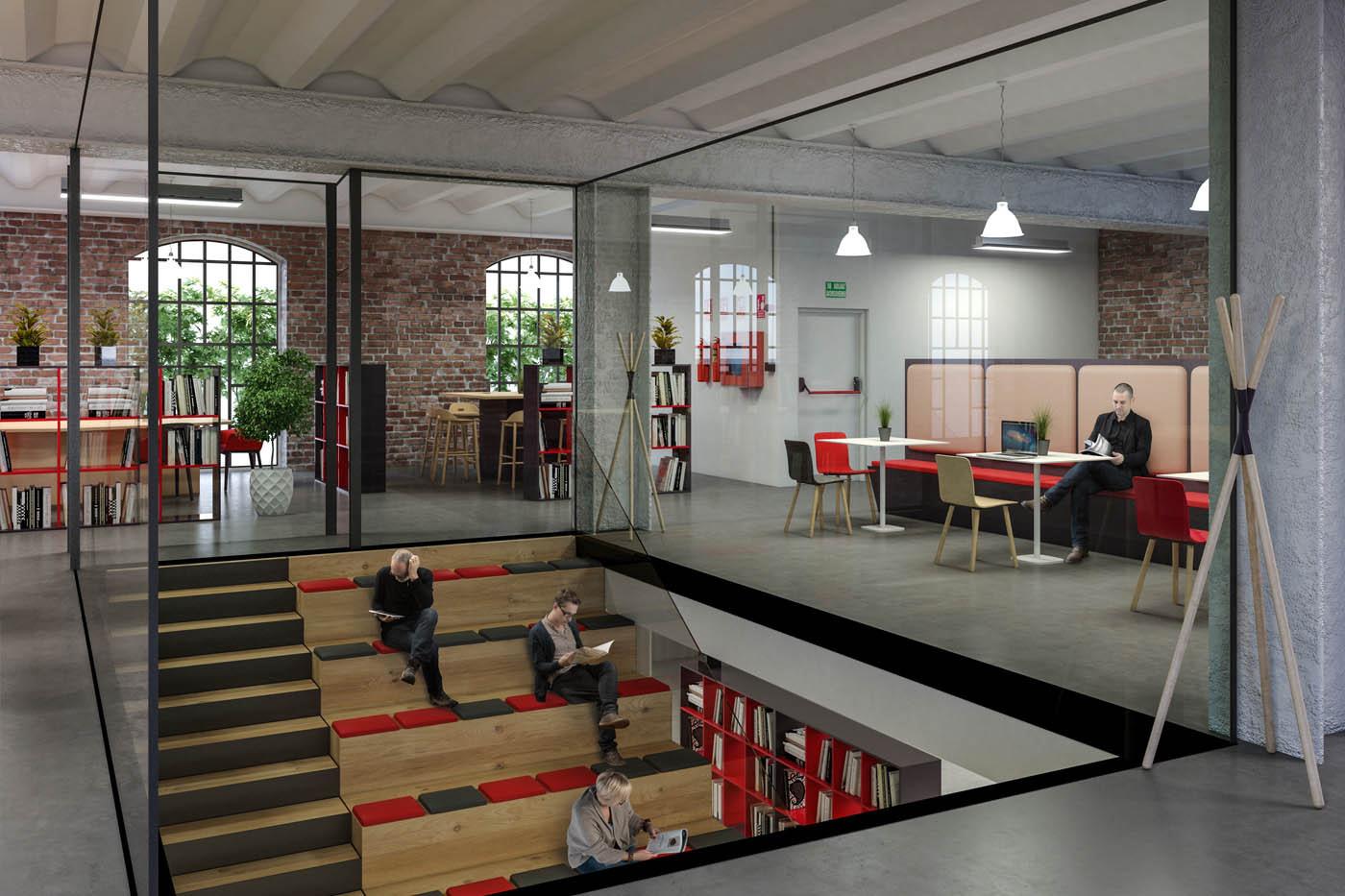 centro negocios coworking
