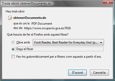 servef do archivos pdf