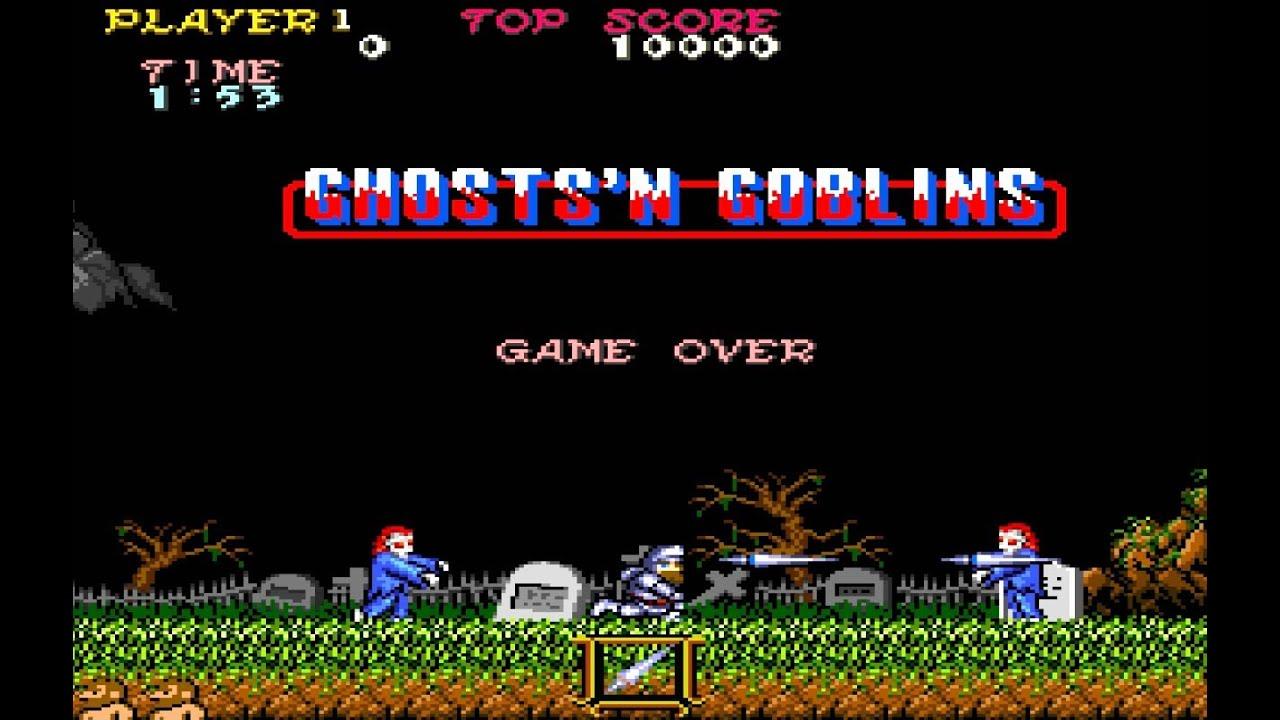 ghost s n goblins