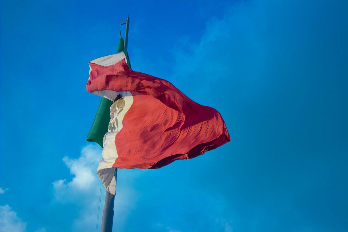 mexico bandera