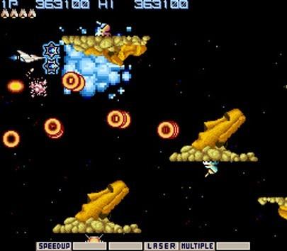 nemesis arcade