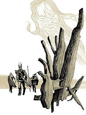 mitologia escandinava creacion hombre