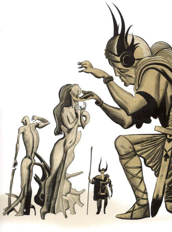 mitologia escandinava