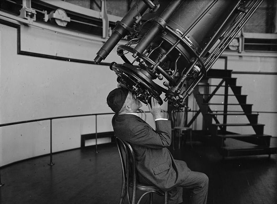 asaph hall observatorio