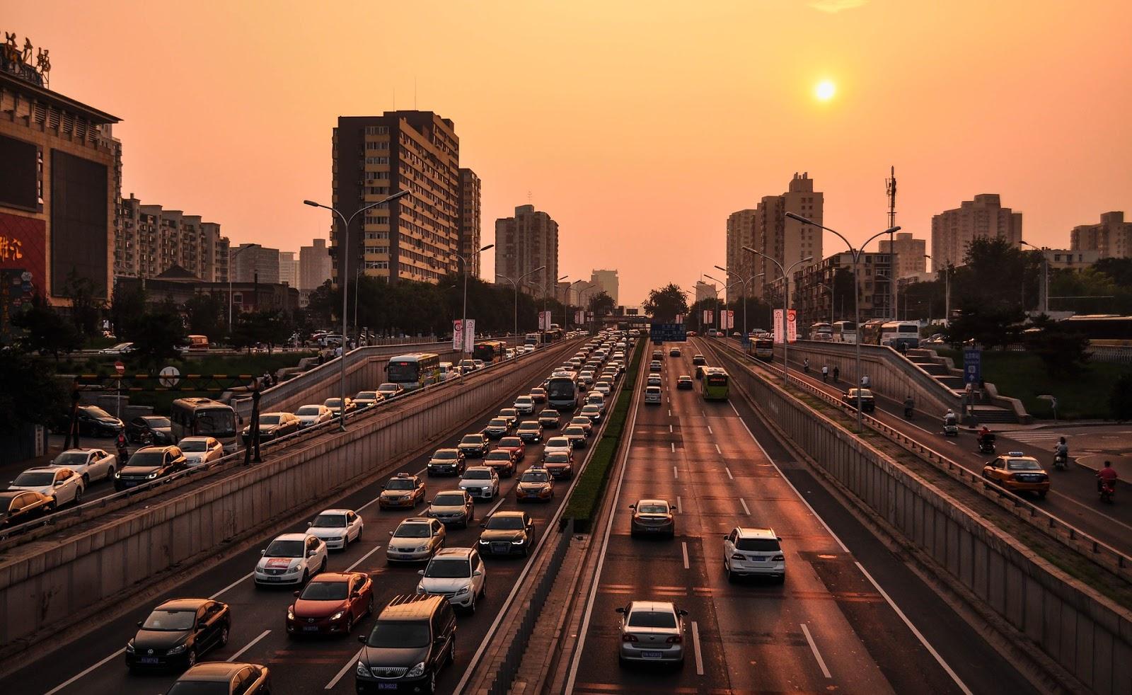 carretera ciudad