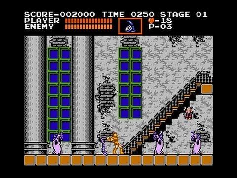 castlevania nes 1986 konami