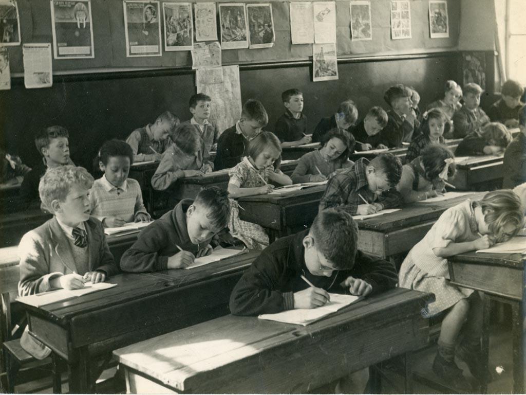 colegio 50s 1950
