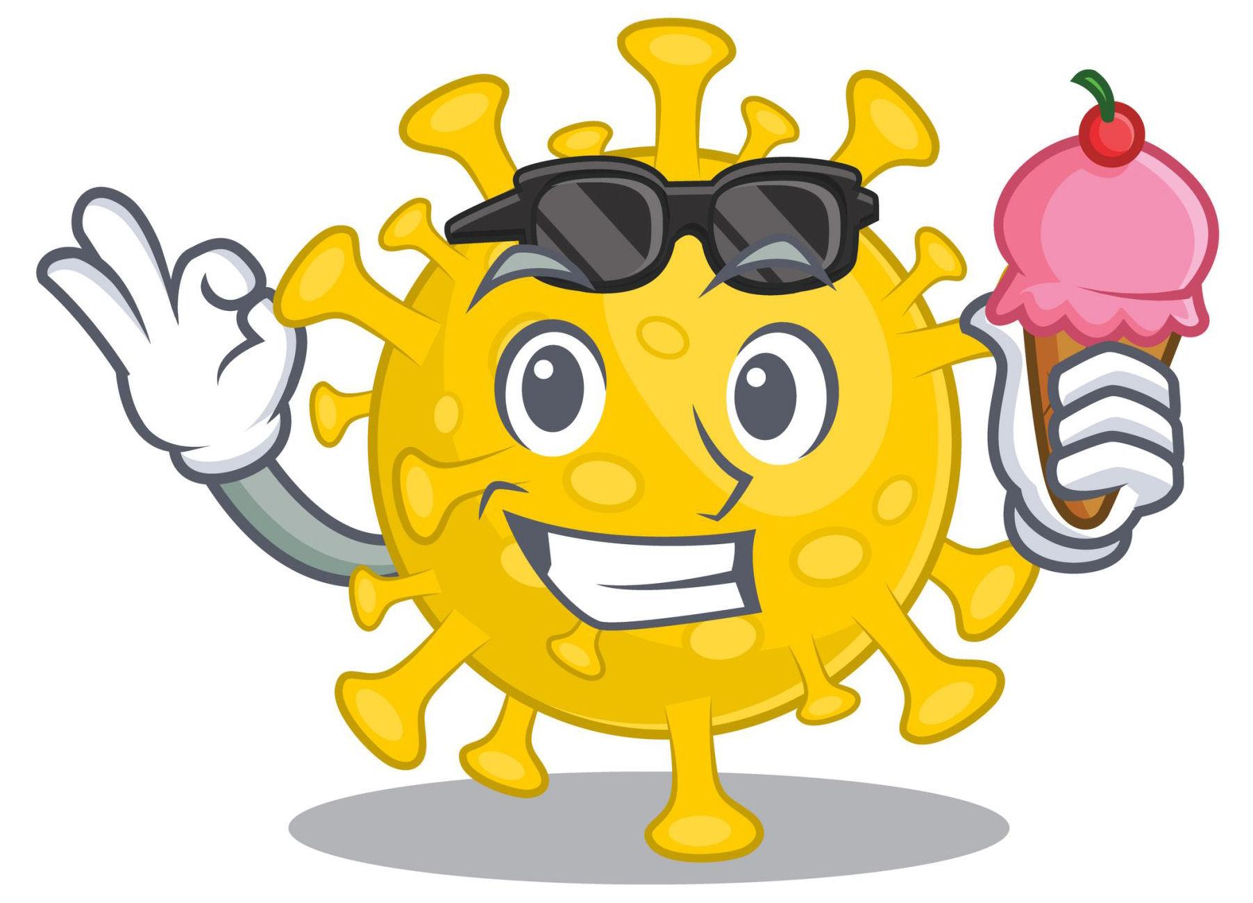 coronavirus calido humedad