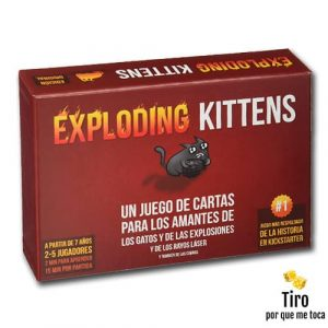exploding kittens cats