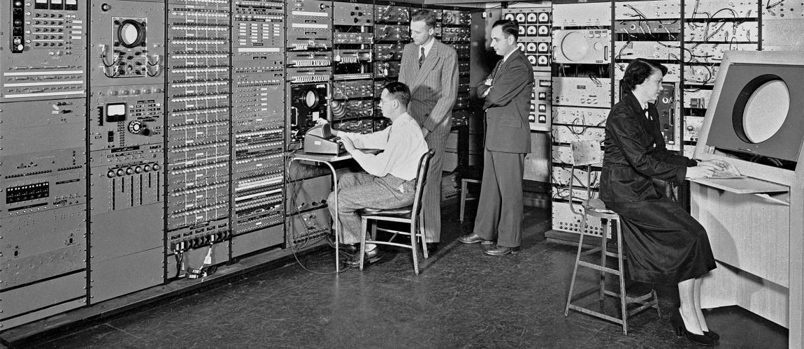mit ordenador 1950