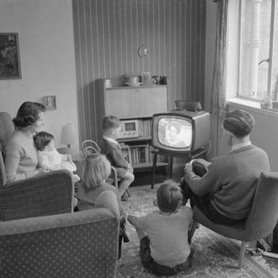 television 1950 50s