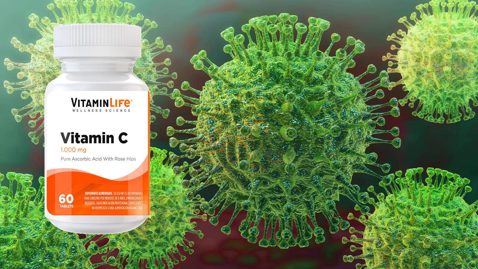 vitamina c coronavirus