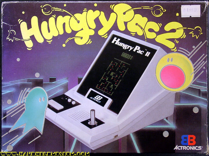 actronics hungry pac 2 caja