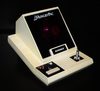 actronics monster maze hungry pac II