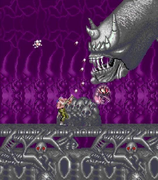 contra arcade 1987 juego