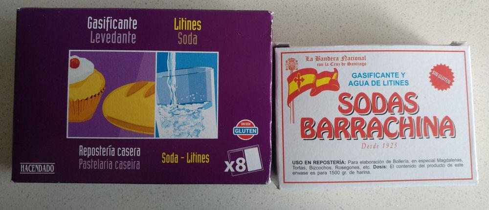 gaseosas litines gasificante soda