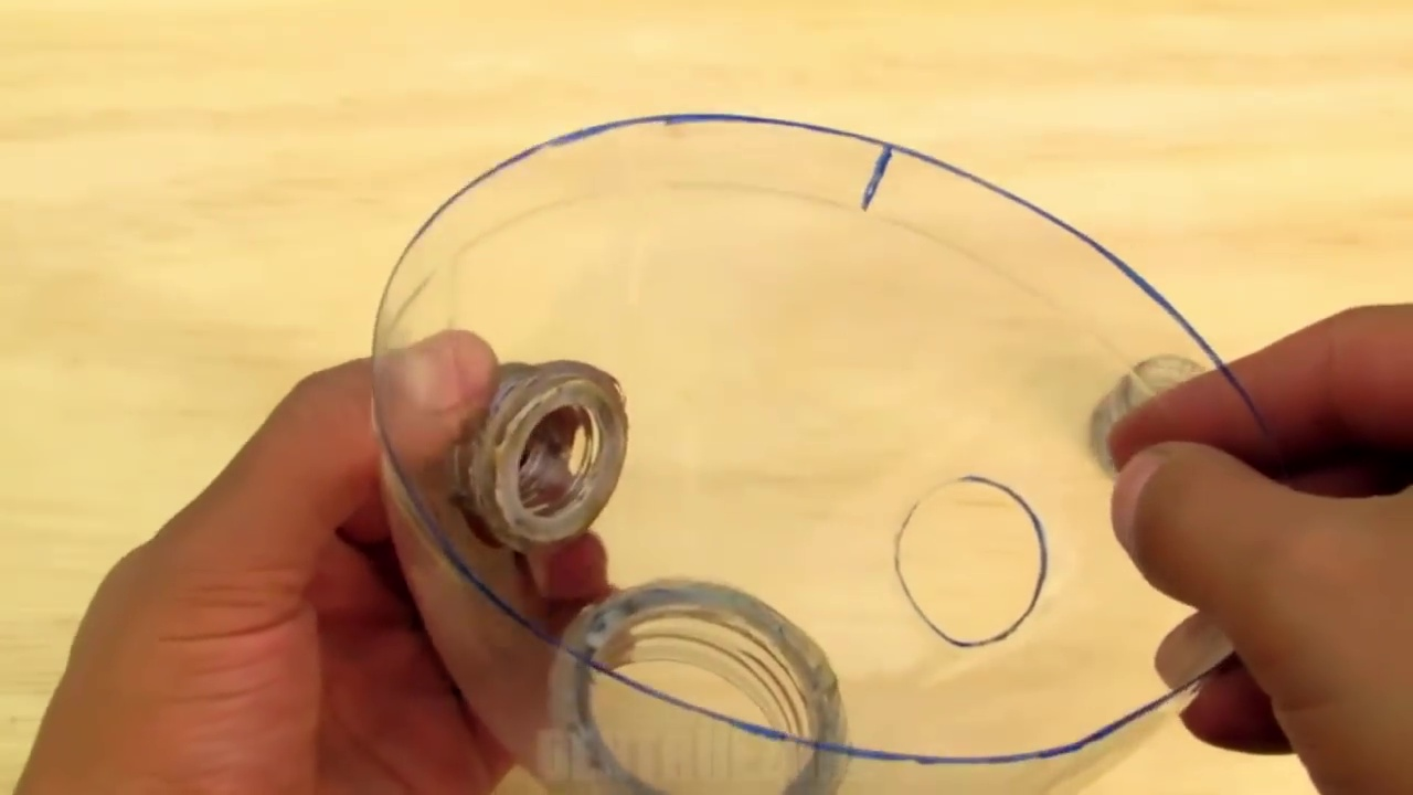 hacer cubrebocas coronavirus plastico pet 26b