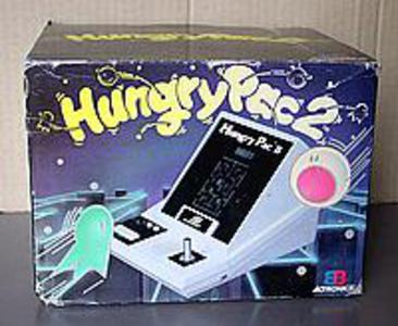 hungry pac 2 actronics