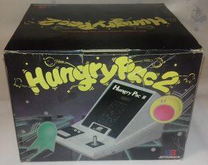 hungry pac II actronics