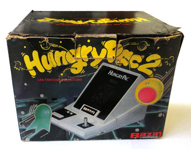 hungry pac II bazin