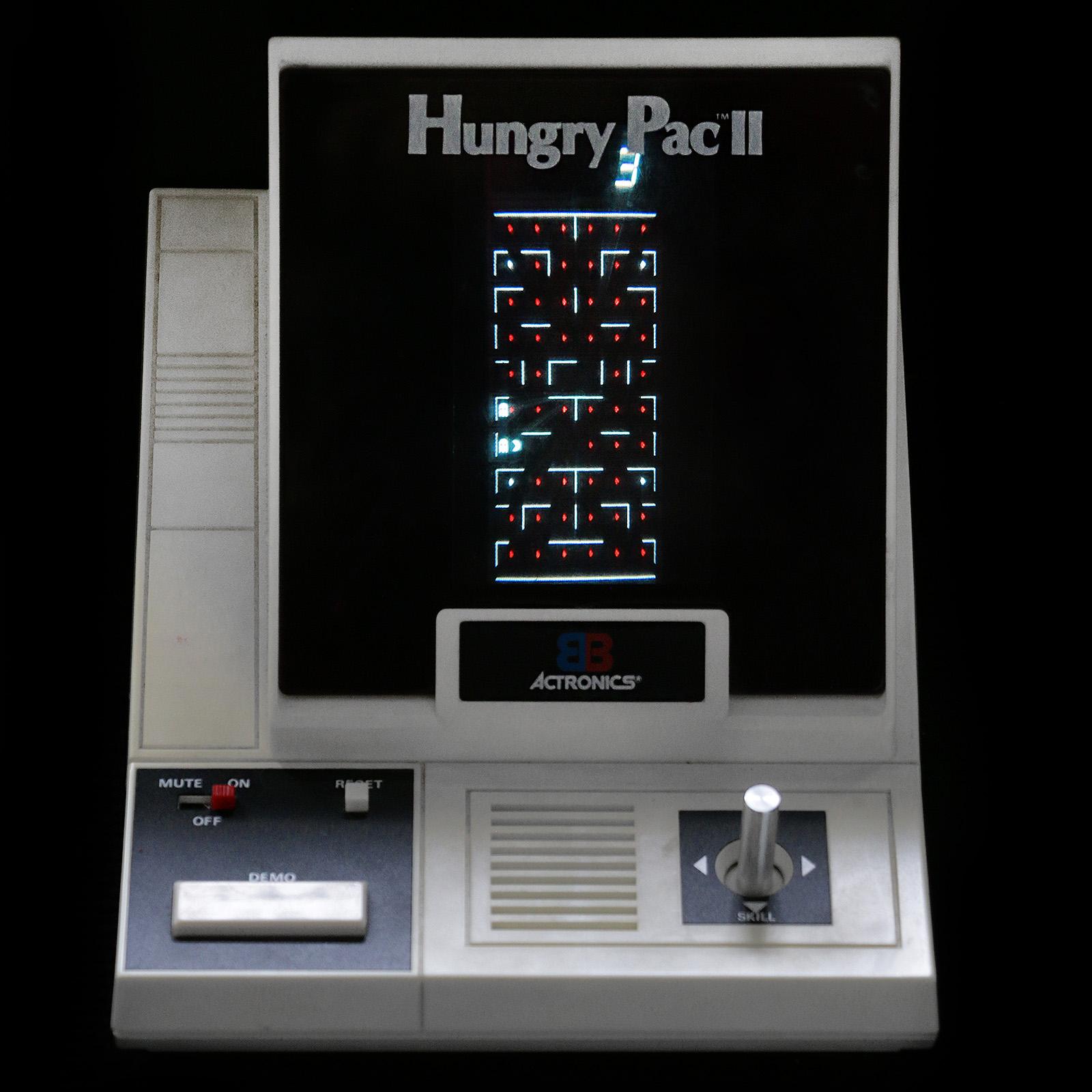 hungry pac II