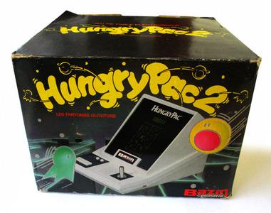 hungry pac caja