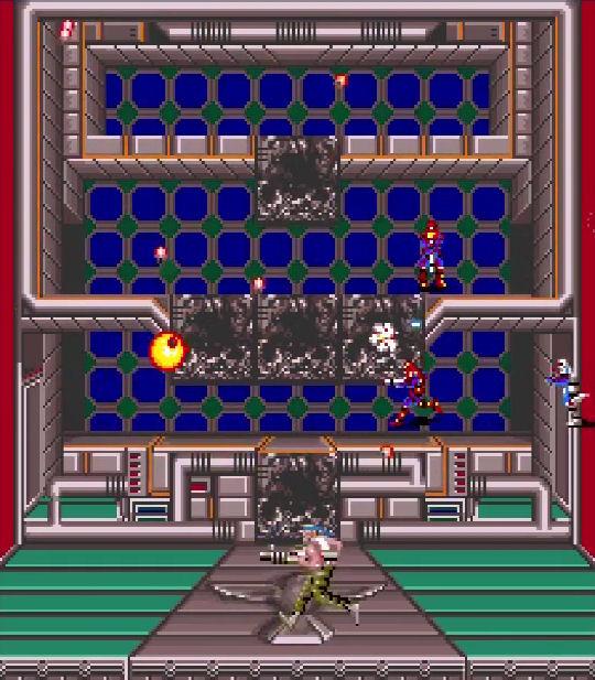 juegos arcade contra