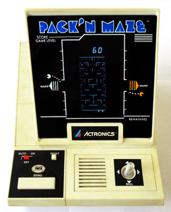 pack n maze actronics